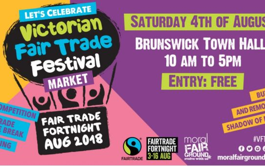 Victorian Fair Trade Fortnight Market